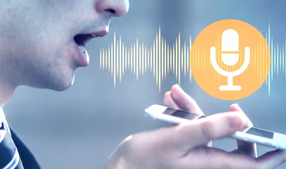 Comandos de voz, tendencia en dispositivos móviles
