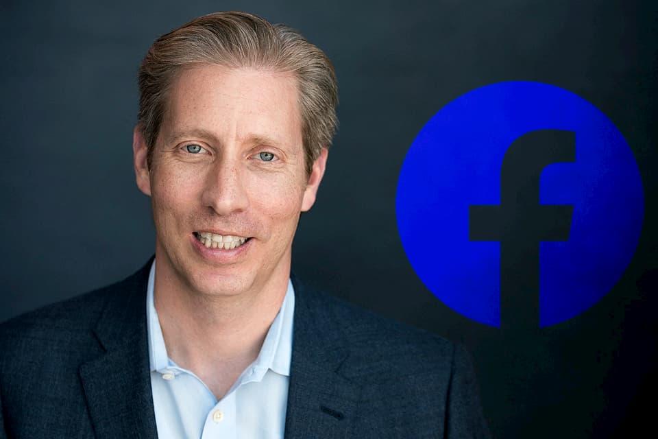 David Fischer, director de publicidad de Facebook