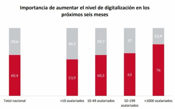 Importancia de la digitalización