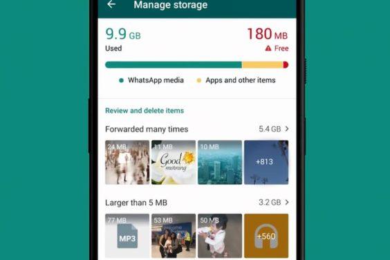 La nueva herramienta de WhatsApp para mejorar el almacenamiento.