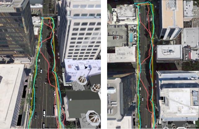 imagen Google GPS