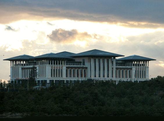 palacio presidencial turquía