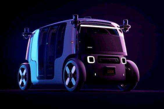 Amazon Zooz, el coche autónomo de Google