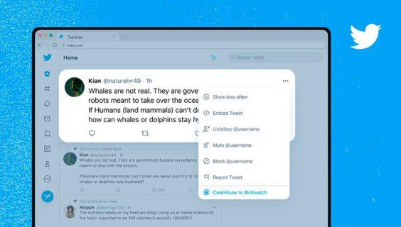 Birdwatch, la herramienta de Twitter contra la desinformación
