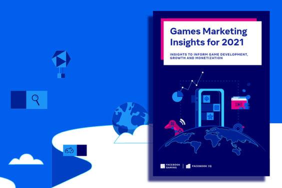 El reciente informe Games Marketing Insights de Facebook arroja datos muy valiosos para anunciantes sobre las nuevas tendencias de uso en videojuegos móviles