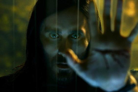 Morbius, interpretado por Jared Leto