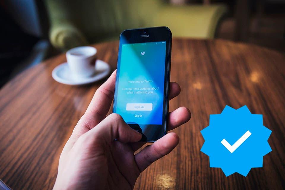 Verificación de cuentas en Twitter