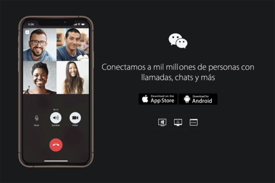 El futuro de la omnipresente WeChat, la app social y de mensajería de China, serán los vídeos cortos y el streaming en directo, según su creador, Allen Zhang