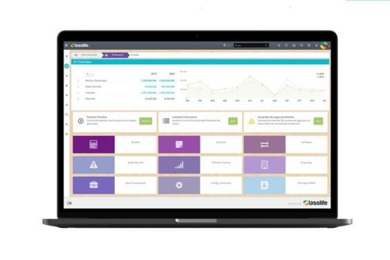 Classlife, software para gestionar centros educativos