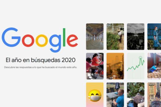 Cómo ha sido el 2020 en búsquedas