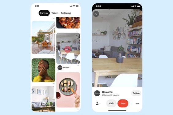 Pinterest Premiere, nueva herramienta de vídeo publicitaria en Pinterest