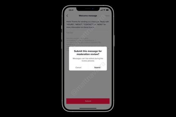 Respuestas automáticas en TikTok