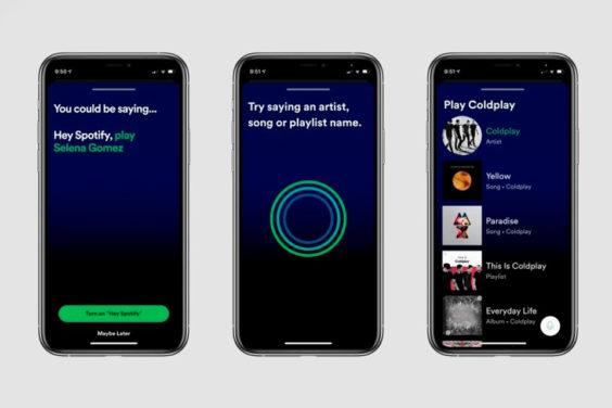 Spotify estrena su asistente de voz