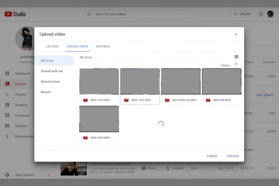 YouTube presenta algunas de las próximas mejoras para YouTube Studio