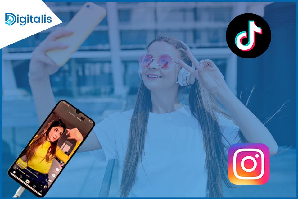 Ya hay más adolescentes en TikTok que en Instagram