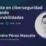 Alejandro Pérez Mascato da una clase de ciberseguridad para ID Bootcamps