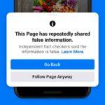 Nuevas sanciones de Facebook para combatir la desinformación