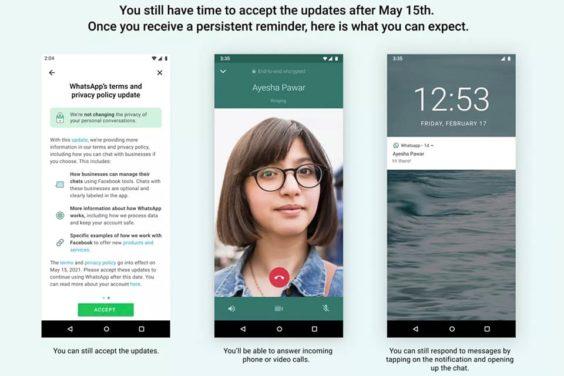 Qué ocurrirá con WhatsApp a partir del 15 de mayo