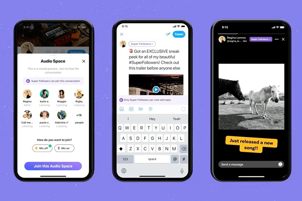 Twitter Super Followers | Digitalis