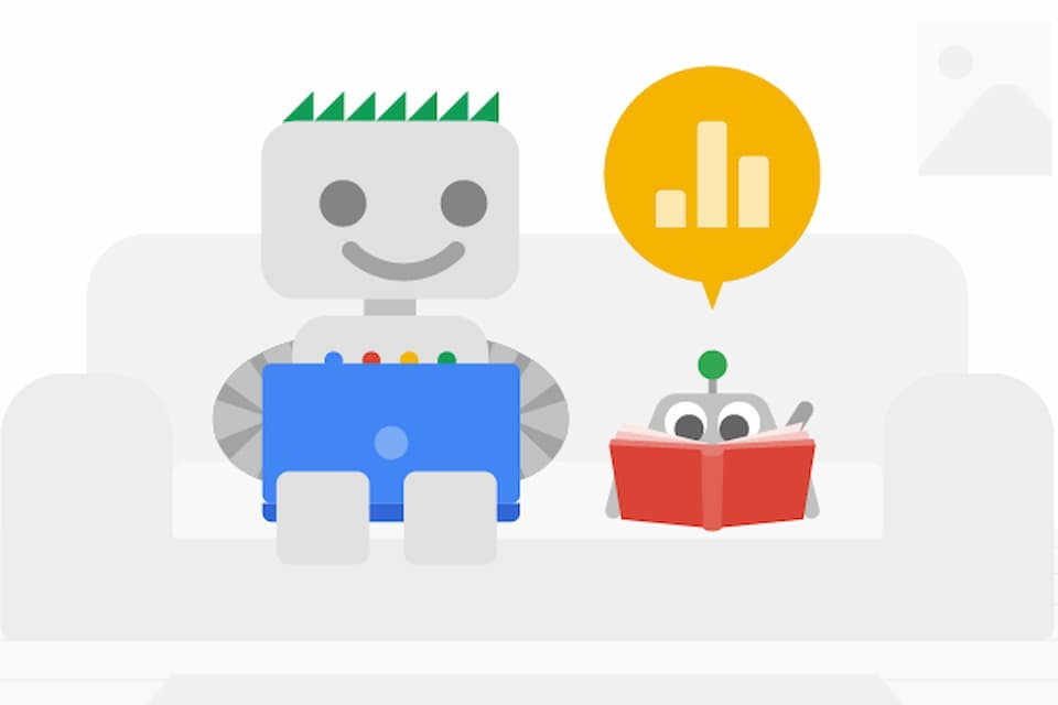 Filtro de spams de Google