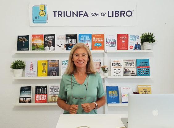 Ana Nieto Churruca, Triunfa con tu libro