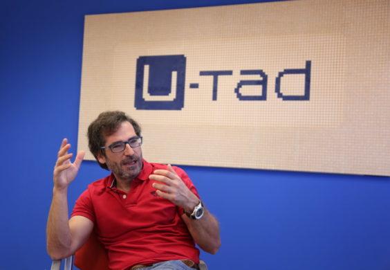 Ignacio Pérez Dolset, fundador de U-Tad