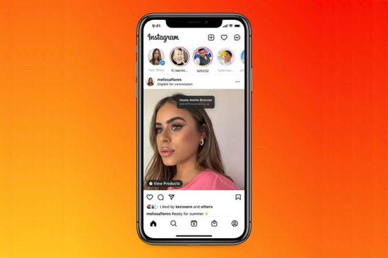 Instagram lanza nuevas opciones de afiliación y compras