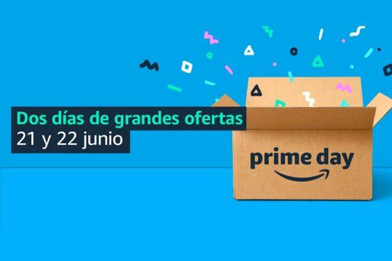 Llega el Prime Day, el 21 y 22 de junio Amazon se llena de ofertas