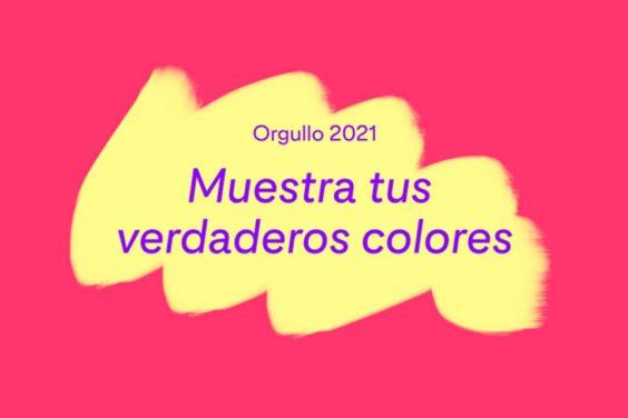 Muestra tus verdaderos colores, la campaña de Pinterest por el Orgullo
