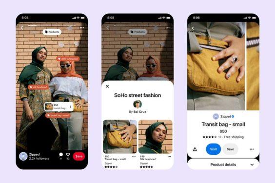 Pinterest ha lanzado nuevas herramientas de monetización que permitirán a los creadores ganar dinero con el contenido que publiquen en la plataforma