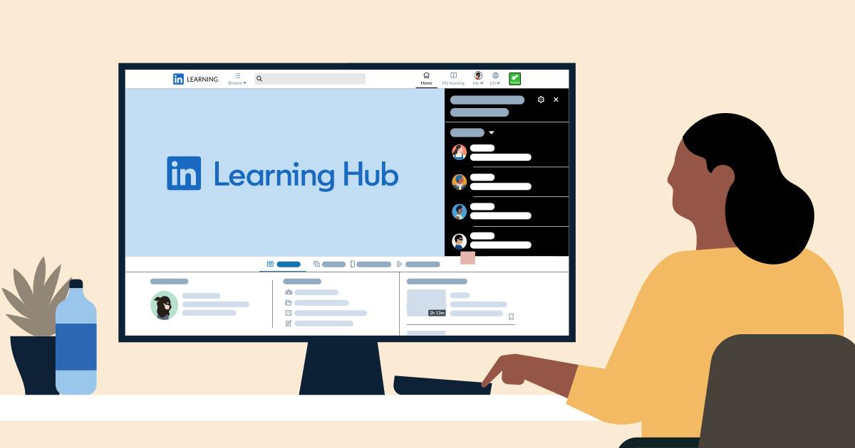 LinkedIn ha lanzado su nuevo Centro de aprendizaje, cuyo fin es ayudar en el desarrollo profesional y otros tipos de formaciones para los trabajadores