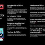 La agenda de TikTok World, el nuevo evento global de TikTok