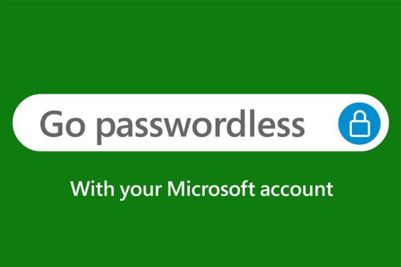 Microsoft permite ahora eliminar la contraseña de las cuentas de sus usuarios e iniciar sesión de varias maneras sin tener que introducir una clave