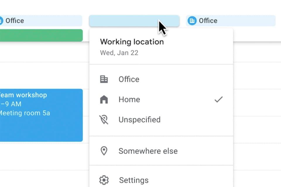 Google Workspace, más cerca del modelo de trabajo híbrido