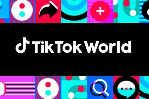 TikTok World, el nuevo evento global sobre marketing de TikTok