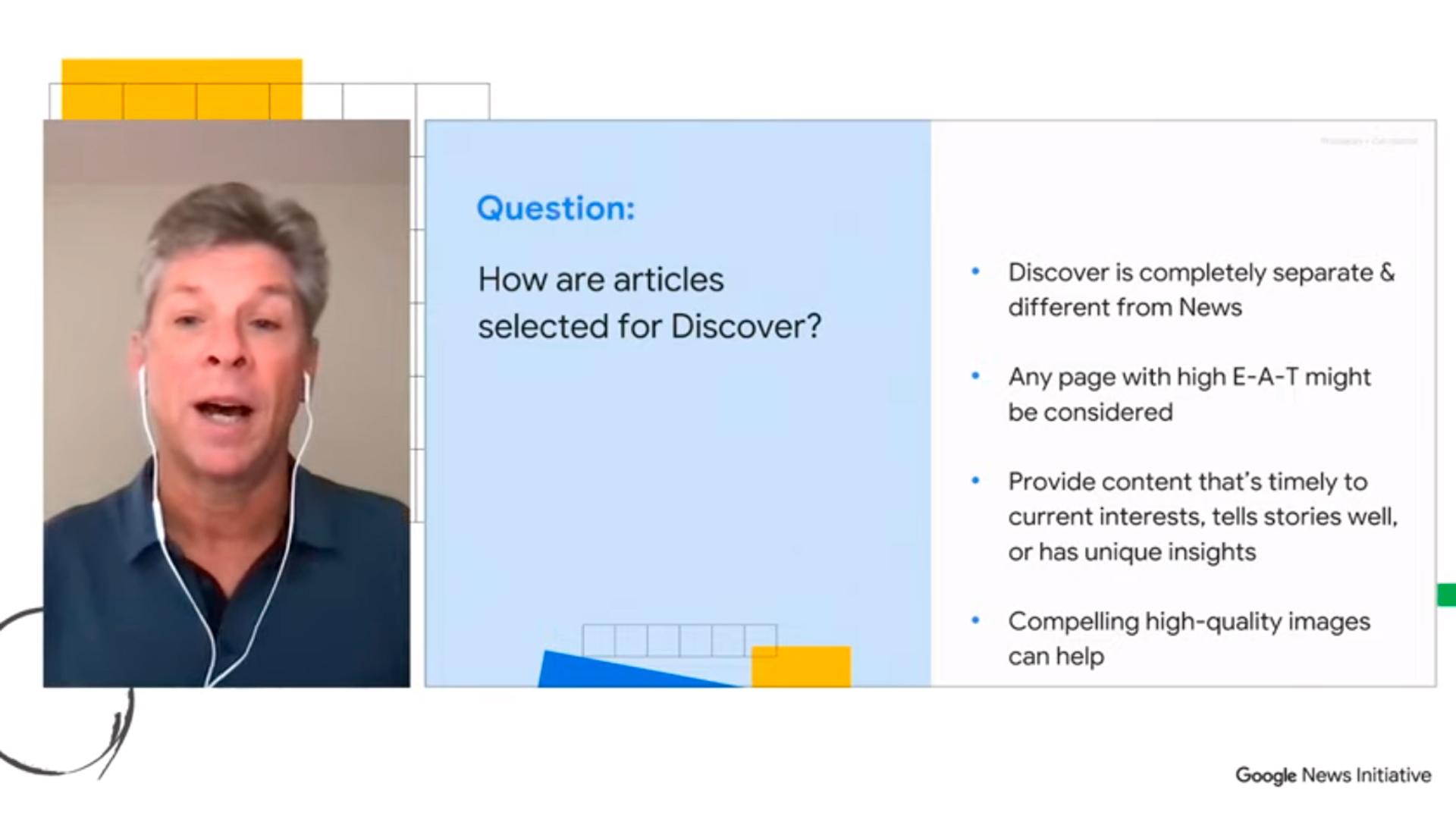 Danny Sullivan da consejos para posicionar mejor en Google