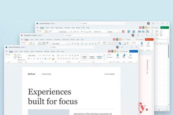 El nuevo Office 2021 para Windows 11