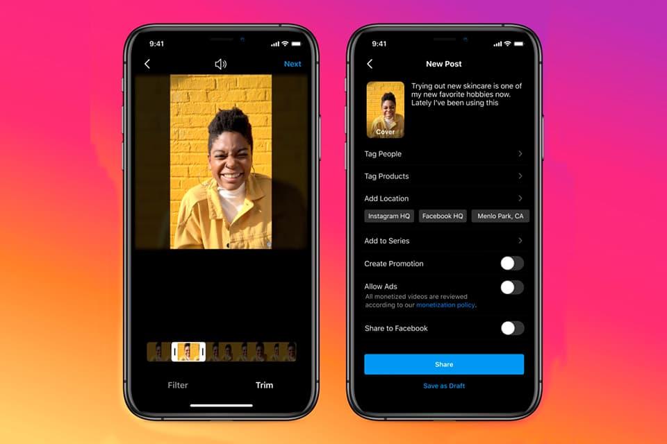 Instagram retira IGTV, y fusiona los posts de vídeo en un solo formato